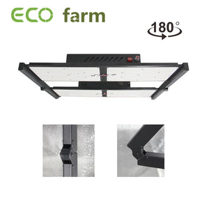 ECO Farm 480W Foldable Samsung 301B/301H Quantum Board With Meanwell Driver