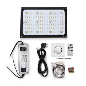 ECO Farm Quantum Board LED Grow Light With Samsung 561C / 301B Chips And Meanwell Driver