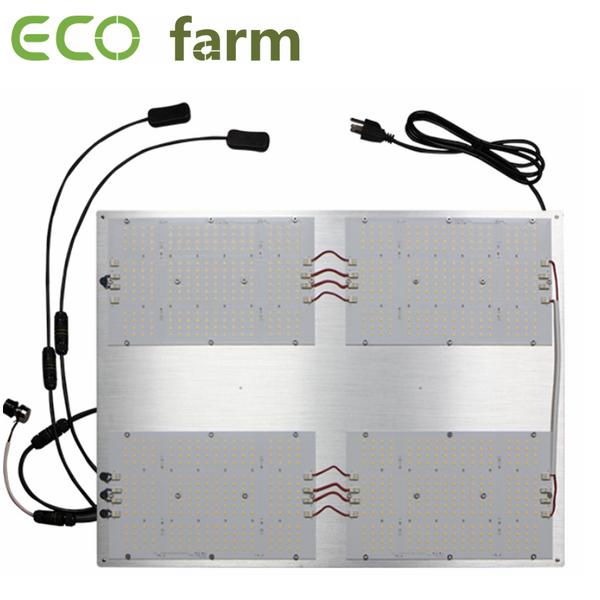 ECO Farm Dimmable Quantum Board With Samsung LM301H+CREE 660nm+ LG 395nm+ CREE 730NM Chips 120W/240W/320W/480W/600W LED Grow Light