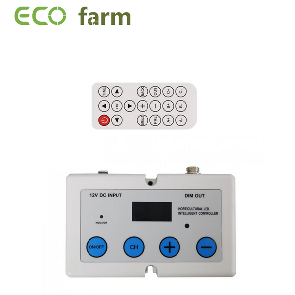 ECO Farm PWM Smart Telecontrol Dimming For LED Light