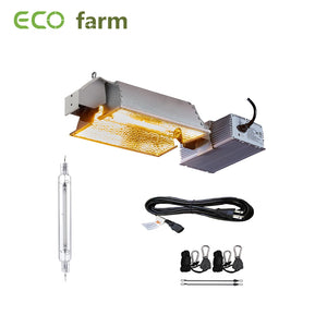 ECO Farm 1000W HPS Double Ended Grow Light kits- G-Star Kit Basic for Hydroponics