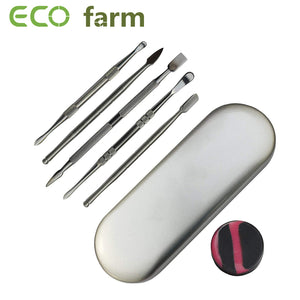 ECO Farm Wax Carving Tools Stainless Steel Tool 5 Pieces Carvers Kit
