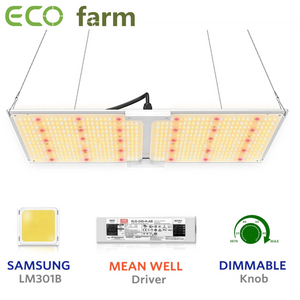 ECO Farm New Upgrade 110W/220W/460W/600W Quantum Board with Samsung 301B Chips + Daisy Chain