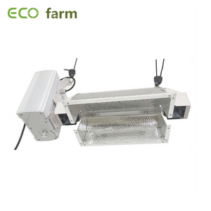 ECO Farm 1000W Dimmable Double High Frequency Ended HPS Plant Grow Lights Kit