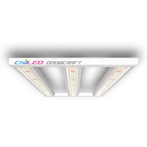 ChilLED Tech Growcraft ULTRA – 330W LED Grow Light Commercial