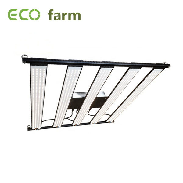 ECO Farm 480W/600W/960W V4 Series With Samsung 301B/301H Chips Full Spectrum LED Light Strips Pro Version With Separately UV+IR Control