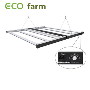 ECO Farm High Efficacy 660W 180° Foldable Samsung 301B+ Osram Chips Dimmable Commerical Light Strip
