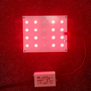 ECO Farm 30W CREE Chips Quantum Board RED + FAR Red Bloom Booster High Effective New Upgrade Quantum Board (UV395nm)