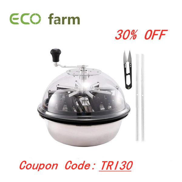 ECO Farm 16 /19 Inch Leaf Bowl Trimmer Machine