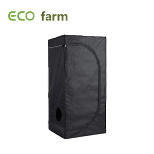 Eco Farm 2*2FT (24*24*72/84 Inch )/(60*60*180/210CM ) Tent Hydroponics Indoor Dark Room Greenhouse Grow Tent