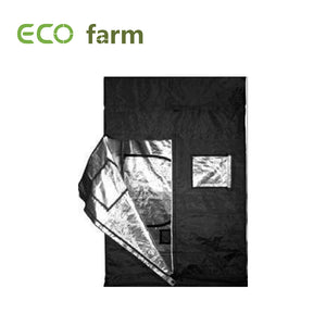 Eco Farm 3.3*3.3FT (40*40*84/96 Inch )/(100*100*210/240CM ) Tent Hydroponics Indoor Garden Greenhouse Grow Tent