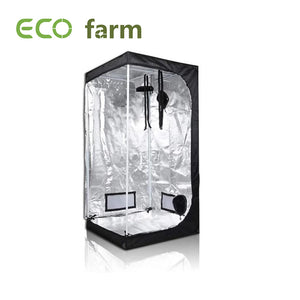 Eco Farm 3*2FT (36*24*40 Inch/ 90*60*100 CM) Grow Tent For Indoor Seedling Plant