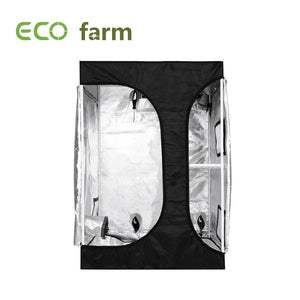 Eco Farm 3*2FT(36*24*53 Inch/90*60*134CM) 600D Indoor Grow Tents 2-in-1 Lodge