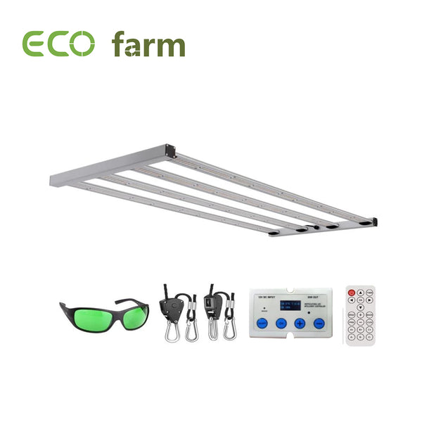 ECO Farm 330/480/650/1000W LED Grow Light Bars With Samsung 301B/Samsung 301H Chips Pro Version
