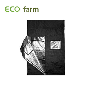 Eco Farm 4.7*4.7FT (56*56*84/96 Inch )/(140*140*210/240CM) Hydroponic Indoor Grow Tent