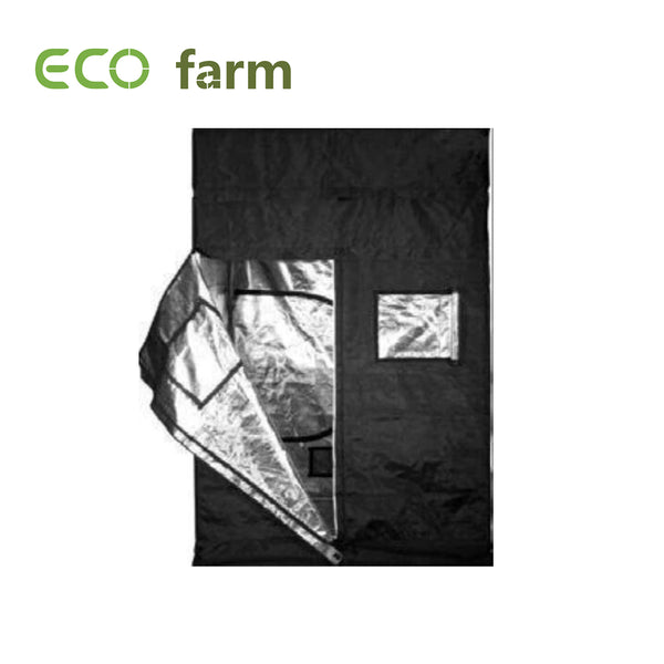 Eco Farm 4*4FT (48*48*84/96 Inch )/(120*120*210/240CM ) Tent Indoor Greenhouse Extra-Thick Canvas