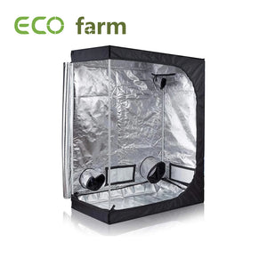 Eco Farm 5.3*2.7FT (64*32*72 Inch/ 160*80*180 CM) Large Version Tent Hydroponics Indoor Planting