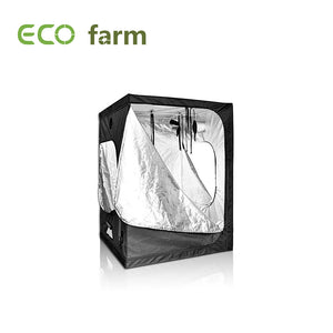 Eco Farm 5*5FT (60*60*84/96 Inch )/(150*150*210/240cm ) Tent Hydroponics Indoor Garden Greenhouse Grow Tent