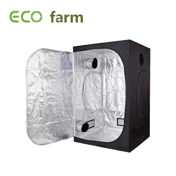 Eco Farm 5*5FT (60*60 Inch/ 150*150 CM) Tent Indoor Mylar Hydroponics Planting Growing Room