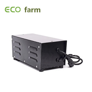 ECO Farm 600W Metal Magnetic Ballast for HPS & MH Grow Light Bulb