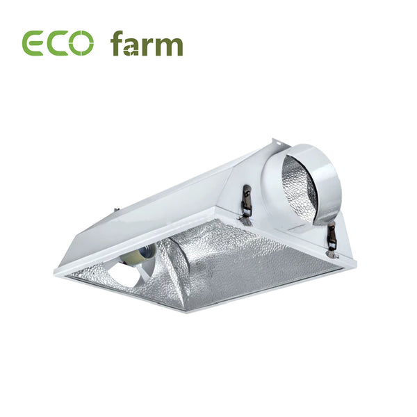 ECO Farm 6 Inch Cool Tube Reflector Hood For Grow Light System Kits