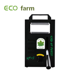 ECO Farm 4 Ton Power Portable KP1 Rosin Heat Press Machine
