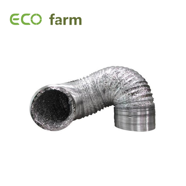 ECO Farm Air Silver Flex Ducting
