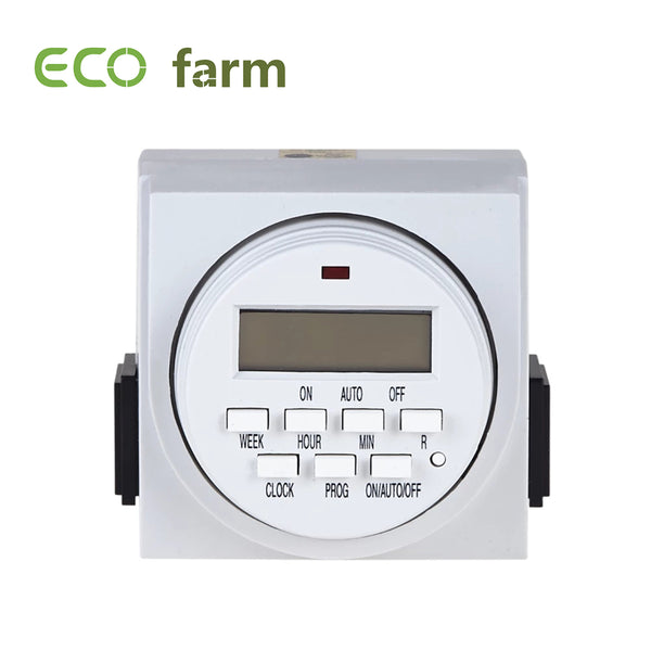 ECO Farm Dual Outlet Digital Timer