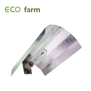 ECO Farm Economical 1000W Grow Light Lamp Reflector Single Ended For Hydroponics (Without Lamp)