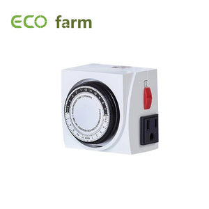 ECO Farm Greenhouse System Analogue Grounded Timer