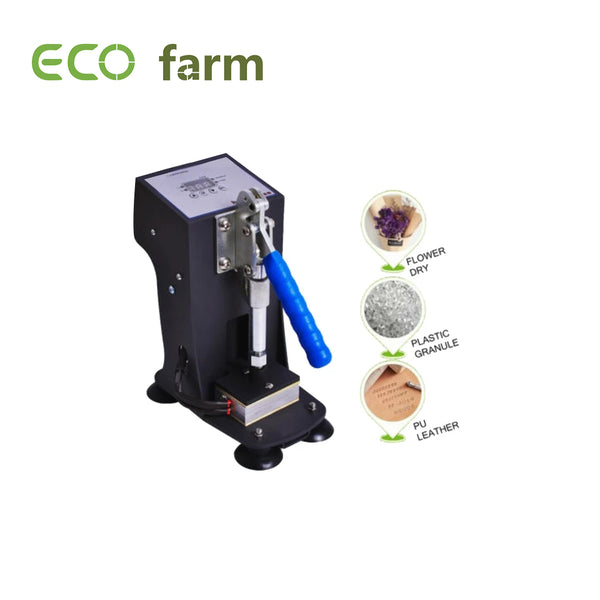 ECO Farm Heat Rosin Press Machine 350kg Max 3 X 2 Inch Heat Platen