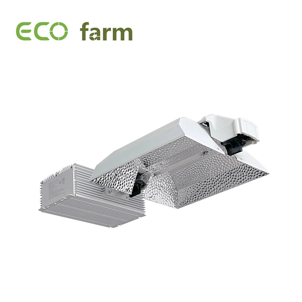 ECO Farm High Efficiency 1000W HPS Grow Light Kit - Premium G-Star Pro
