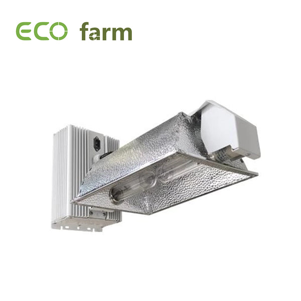 ECO Farm High Quality Double Ended 315w Grow Light Fixture Reflector