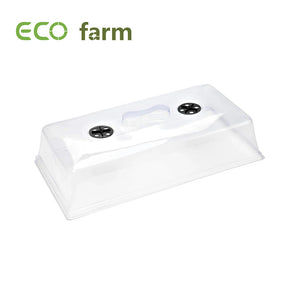 ECO Farm Hydroponics Plastic Seed Propagation Trays And Propagation Dome