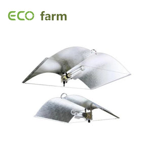 ECO Farm Large Adjustable Grow Light Reflector Wing Reflector