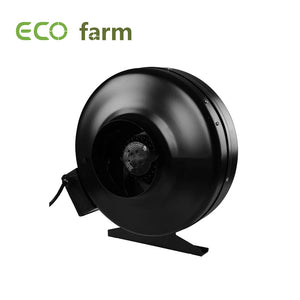 ECO Farm Mixed Flow Inline Duct Fan For Grow Room Tent