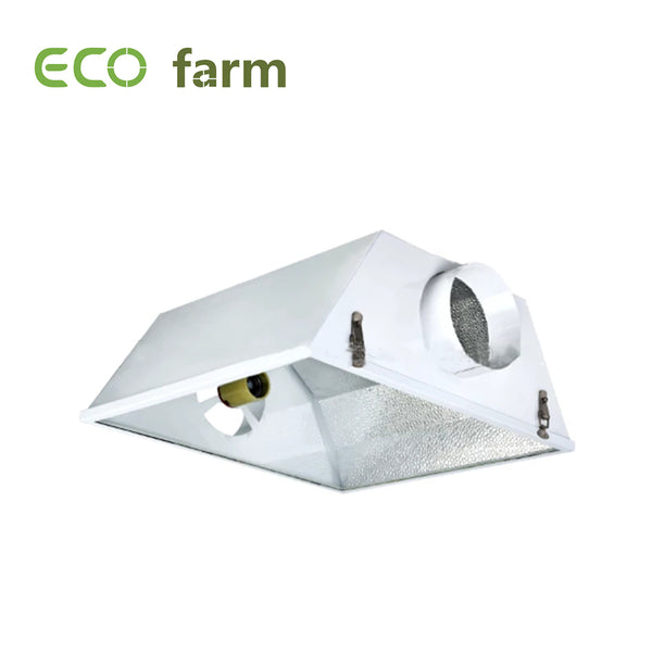 "ECO Farm Moderate 6"" Air Cooled Reflector Grow Light Hood Hydroponics R1012"
