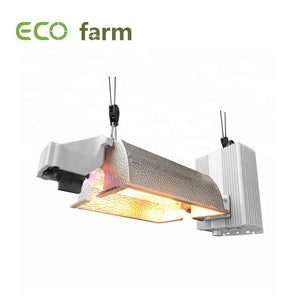 ECO Farm Premium G-Star Series Kit 1000W HPS Double Ended Reflector Complete Grow Light Kit