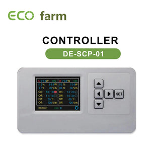 ECO Farm Smart Control System For LED Gorw Light