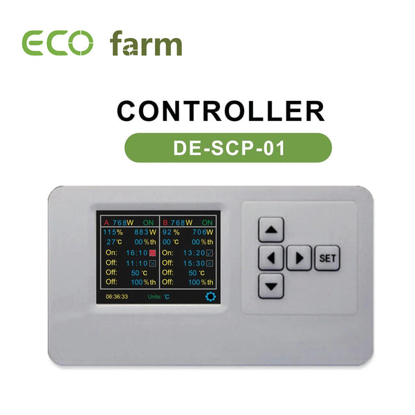 ECO Farm Smart Control System For LED Grow Light