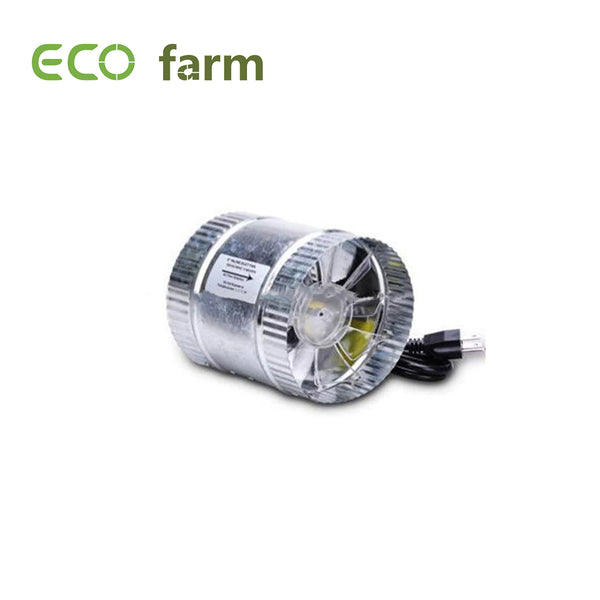 ECO Farm Steel Sheet Exhaust Blower With Low Noise Quiet Operation