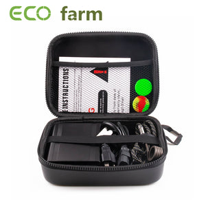 ECO Farm Portable Vaporizer Electric D-nail/E-nail Dry Herb Heating Set