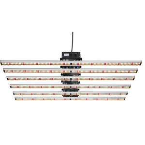 ECO Farm Commercial 336W/500W/625W Full Spectrum LED Grow Light Bar With LM561C Chips Without Dimming