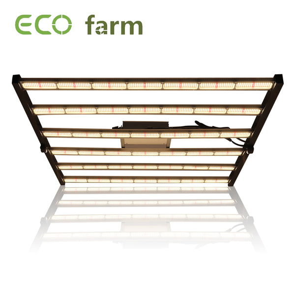 ECO Farm 630W Foldable LED Grow Light Strip With Samsung 301H +Osram Chips +Meanwell HLG-600H Driver