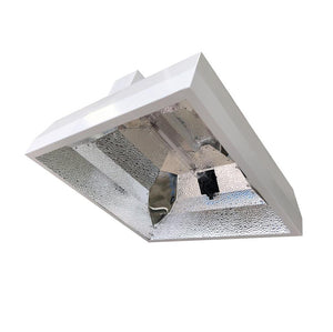 ECO Farm Double Ended HPS Open Reflector Hydroponic Indoor Grow Light Fixture
