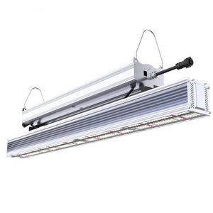 ECO Farm GX Series 330W/530W/660W Light Bar 1-10V Dimmable LED Grow Light Strip With Osram Chips Meanwell Driver