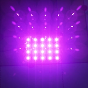 ECO Farm 30W LG UV 395nm Supplemental Lighting Quantum Board