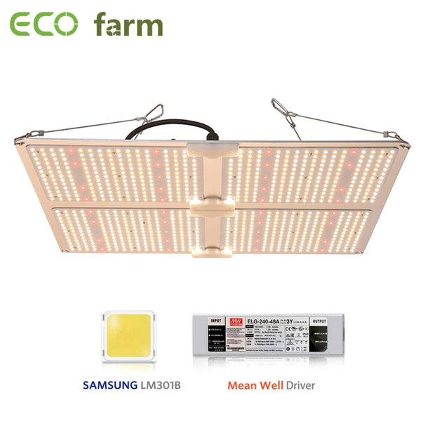 ECO Farm Waterproof Samsung 301B Chips 450W Quantum Board With Meanwell Driver Free Shipping To USA