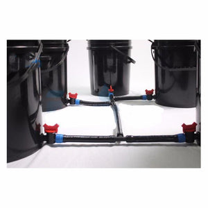ECO Farm Environmental Protection Hydroponic DWC Growing Systems Kits 8 Buckets