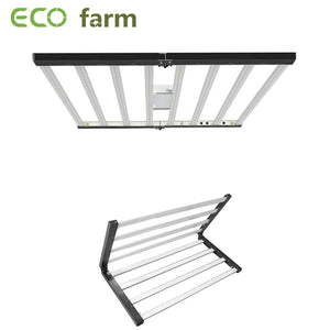 ECO Farm 600W Foldable LED Grow Light Strips With Samsung 301B Chips